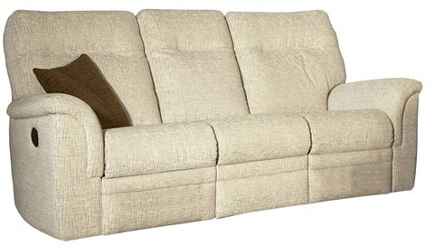 Parker Knoll Hudson 3 Seater Leather Sofa 3 Seater Sofas