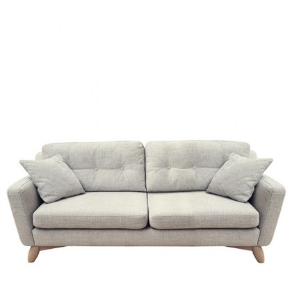 Ercol Cosenza Fabric Large Sofa