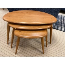 Ercol Originals Nest of Tables