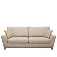 Ercol Novara Fabric Grand Sofa