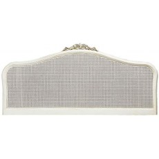 Willis & Gambier Ivory Headboard