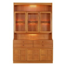Display Combination Unit  - Teak