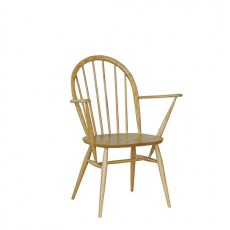 Ercol Windsor Fabric Dining Armchair