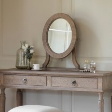 Mustique Dressing Table Mirror
