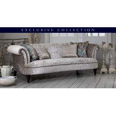 Parker Knoll Isabelle Fabric Large 2 Seater Sofa