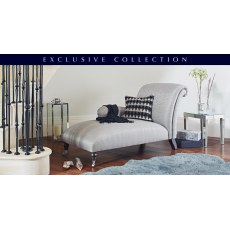 Parker Knoll Etienne Fabric Chaise Long