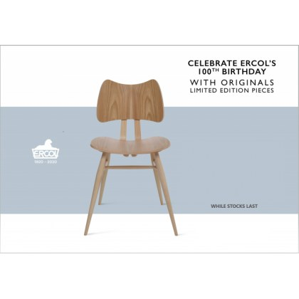 ercol 100th Birthday Promotion