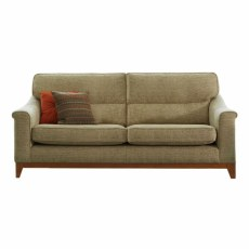 Parker Knoll Montana Large 2 Seater Leather Sofa