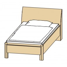 Disselkamp Coretta Comfort Single Bed