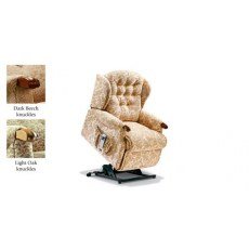 Sherborne Lynton Knuckle Petite Lift Electric Recliner