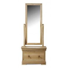 Willis & Gambier Lyon Cheval Mirror