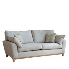 Ercol Novara Fabric Large Sofa