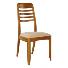 Ladder Back Dining Chair  - Teak