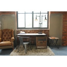 Loft Retro Office Desk