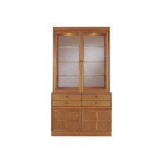 Nathan Combination Unit 4444-4064 - Teak