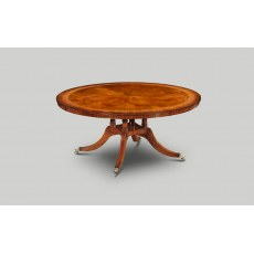 Iain James W150 Circular Dining Table