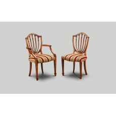 Iain James NB02/NB01 Hepplewhite Dining Chair.