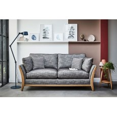 Ercol Serroni Grand Sofa.