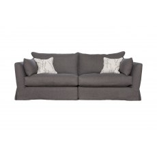 Collins and Hayes Maple Grand Sofa.
