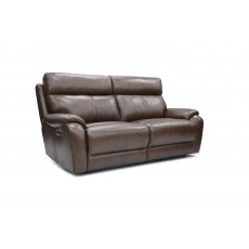La-Z-Boy Winchester 2 Seater Double Electric Recliner - Leather