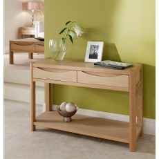Seville 2 Drawer Hall Table
