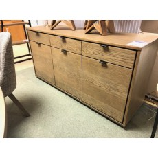 Alta 3 Door Sideboard.