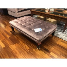 Duresta Trafalgar 2.5 Str Sofa & Stool.