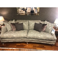 Duresta Hornblower 3 Seater Sofa & Horatio Chair.