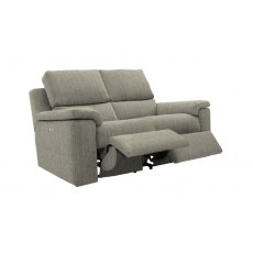 G Plan Taylor Fabric 2 Seater Manual DBL Recliner Sofa