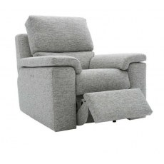 G Plan Taylor Fabric Electric Recliner Armchair
