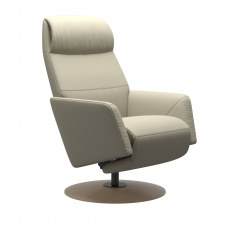 Stressless Scott Electric Recliner Chair - Disc Base