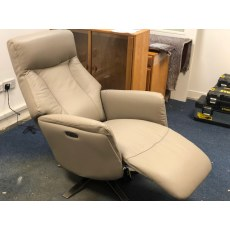 Houston Dual Motor Recliner Chair.