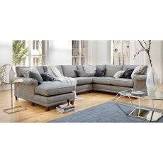 Duresta Haywood Fabric Corner Sofa