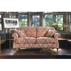 Parker Knoll Westbury Fabric Large 2 Seater Sofa