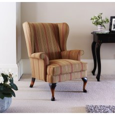 Parker Knoll Penhurst Fabric Wing Chair