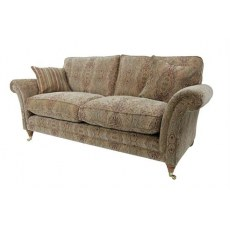 Parker Knoll Burghley Fabric Large 2 Seater Sofa