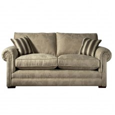 Parker Knoll Canterbury Fabric 2 Seater Sofa
