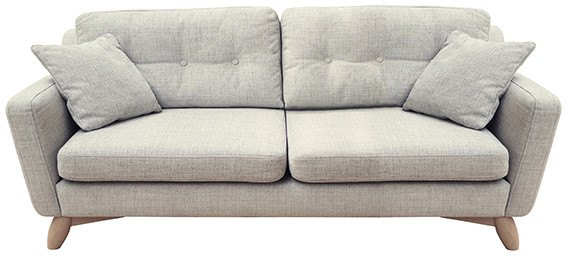 Ercol Ercol Cosenza Fabric Large Sofa