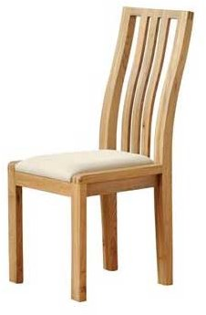 Ercol Ercol Bosco Dining Chair - Cream Fabric