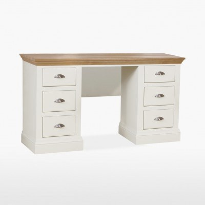 TCH TCH Coelo Double Pedestal Dressing Table.