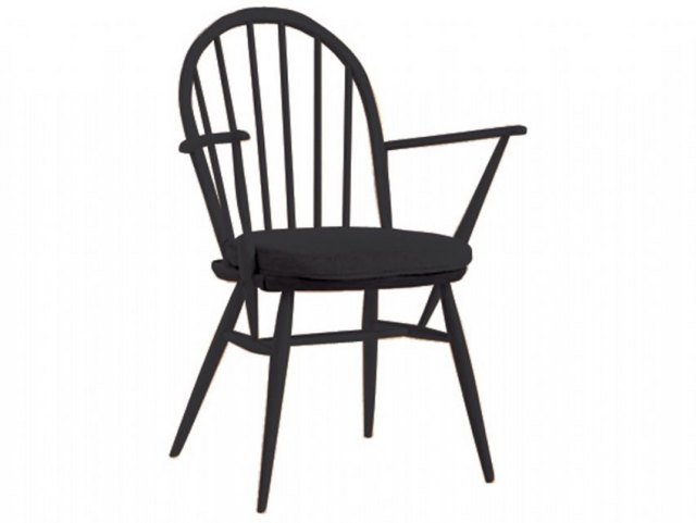 Admirable Ercol Windsor Fabric Dining Armchair Alphanode Cool Chair Designs And Ideas Alphanodeonline