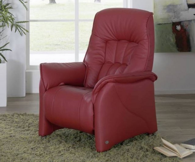 Himolla Himolla Rhine Small Manual Reclining Armchair
