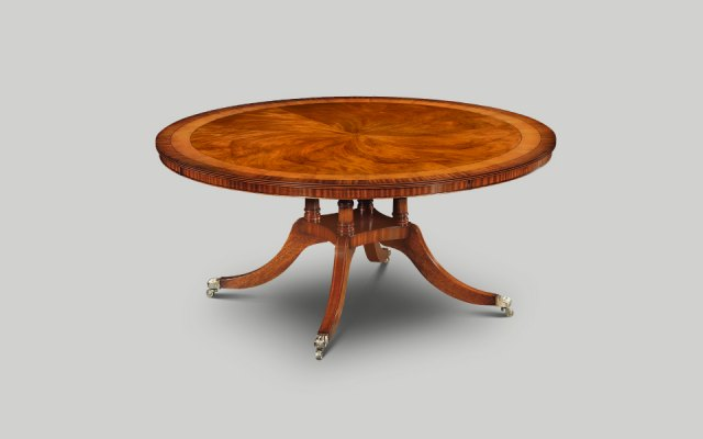 Iain James Iain James W150 Circular Dining Table