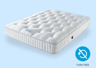 Harrison Spinks Velocity 5750 Turn Free Mattress