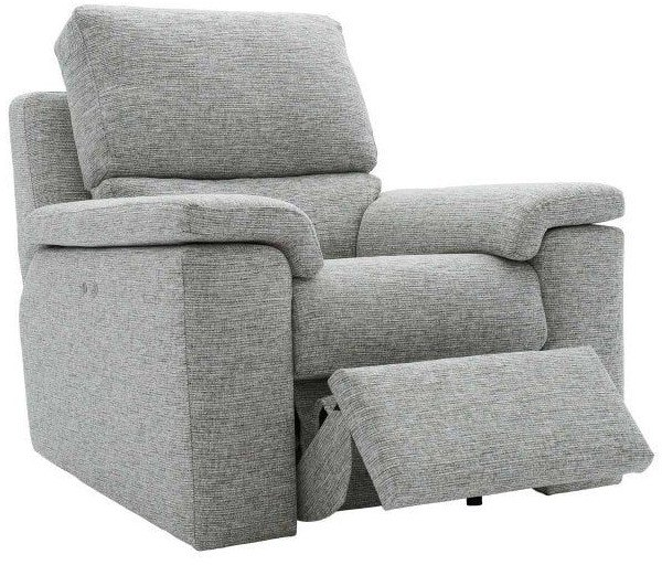 G Plan G Plan Taylor Fabric Electric Recliner Armchair