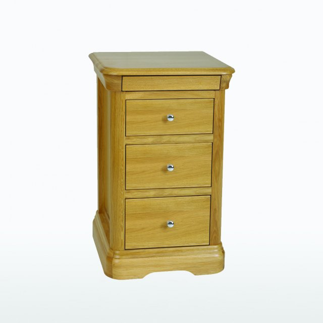 TCH TCH Lamont 3 Drawer Bedside Chest.