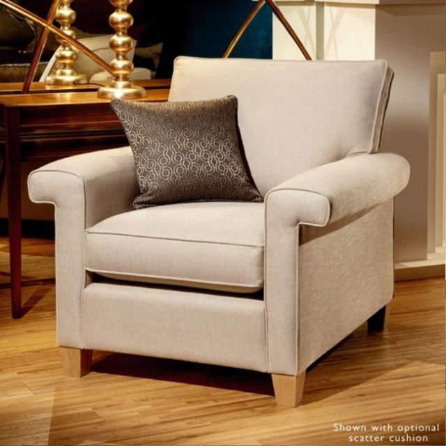 Duresta Duresta Haywood Fabric Chair