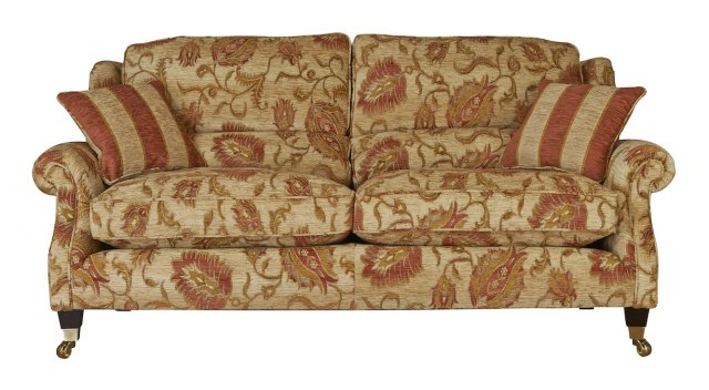 Parker Knoll Henley Fabric Large 2 Seater Sofa - 2 Seater Sofas ...