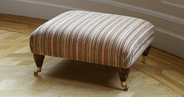 Parker Knoll Parker Knoll Moseley Fabric Footstool